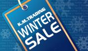 K.M.Trading Winter Sale