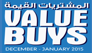 Value Buys December 2014 - January 2015