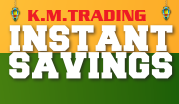 Instant Savings July 2015
